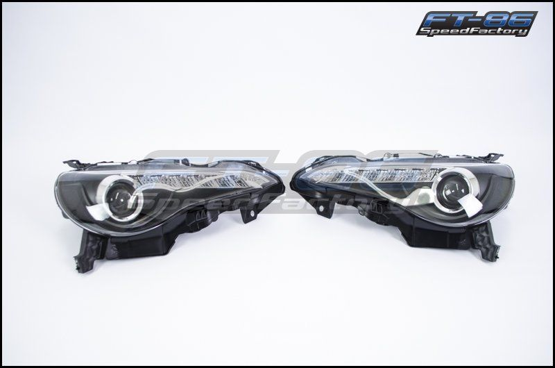 Winjet Jdm Headlights Black 2013 Fr S Brz Ft 86 Speedfactory Your Exclusive Source For Fr S Brz And Gt 86 Parts Jdm Black Fathers S