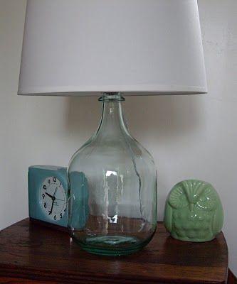 Wine Bottle Lamp Wine Bottle Lamp Bottle Lamp Glass Lamp