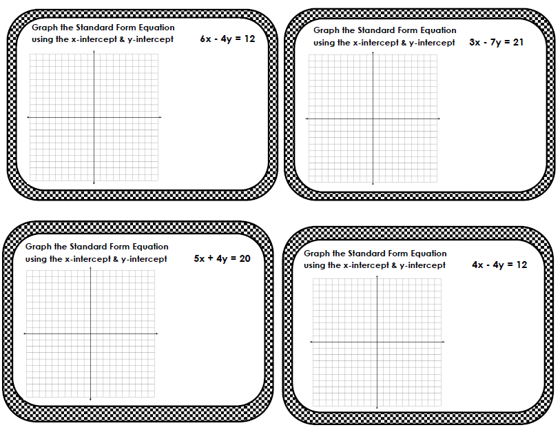High School Math Exit Ticket Templates  Google Search  Geometry