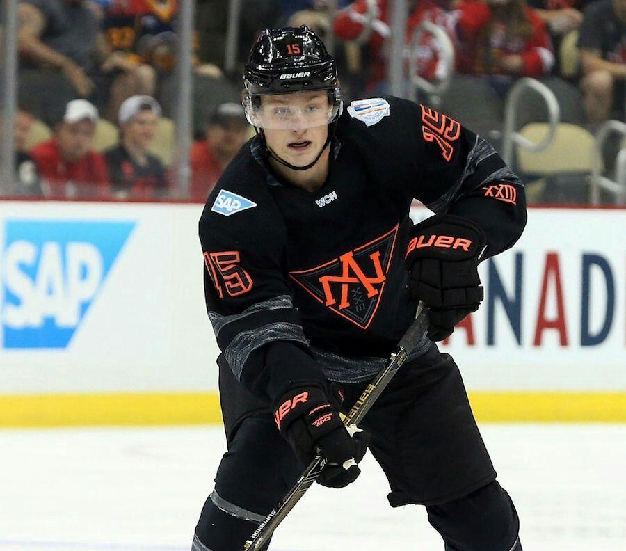 Jack Eichel For Team North America Hockey World Cup Jack Eichel North America