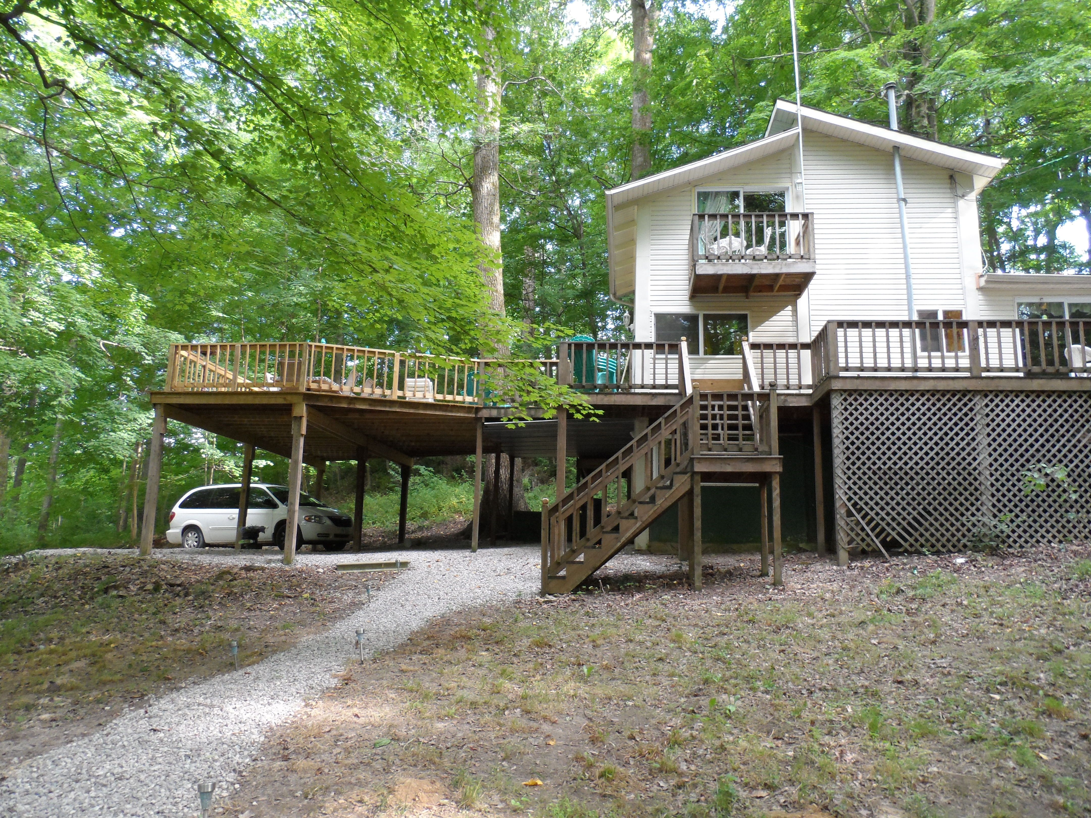 cabins for forest rent cabin homes riverside cr cottages vacation cook in rentals ohio
