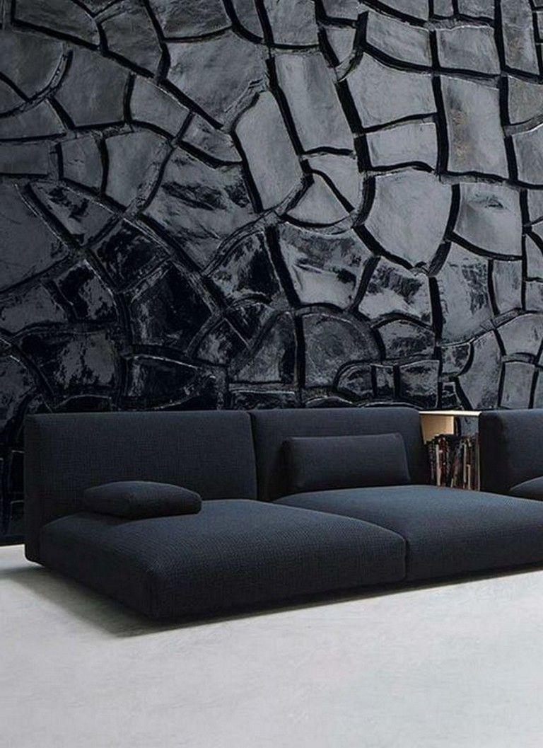 20 Stunning Detailed Texture Interior Design Will Add Beauty Home Interior Interiord Texture Interior Design Interior Design Inspiration Wall Texture Design