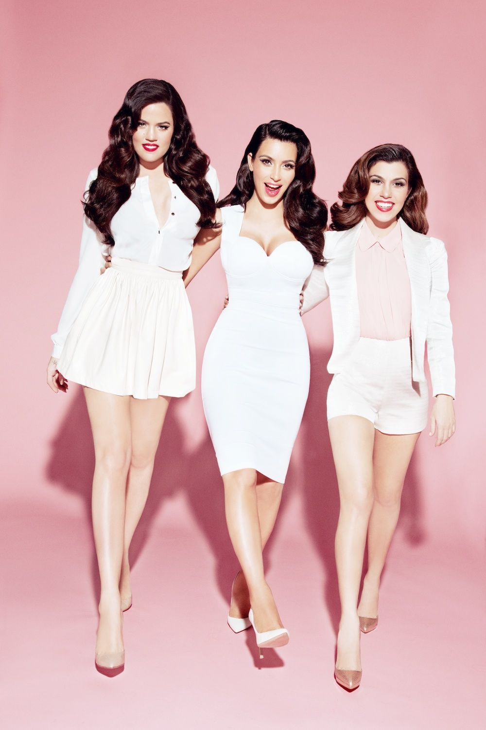 Kardashian Kollection for Australia Shoot with Ellen Von Unwerth