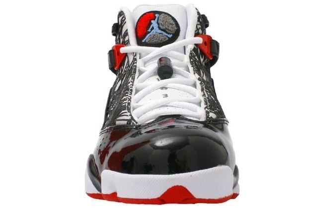 Air Jordan 6 Rings Nelly Laser White Black True Red Light Graphite from Air  Jordan 6 bfa941a01