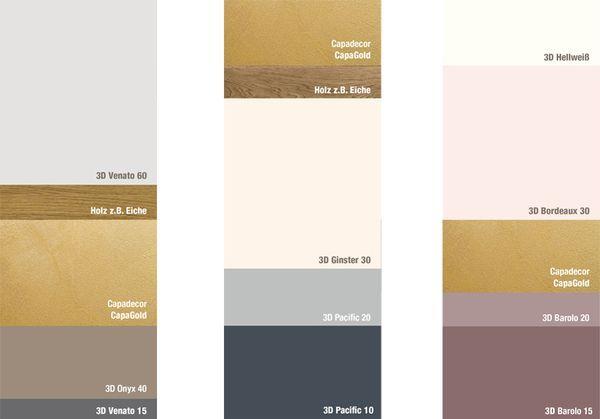 Farbkombinationen capa gold patterns colours in 2019 for Farbkombinationen schlafzimmer