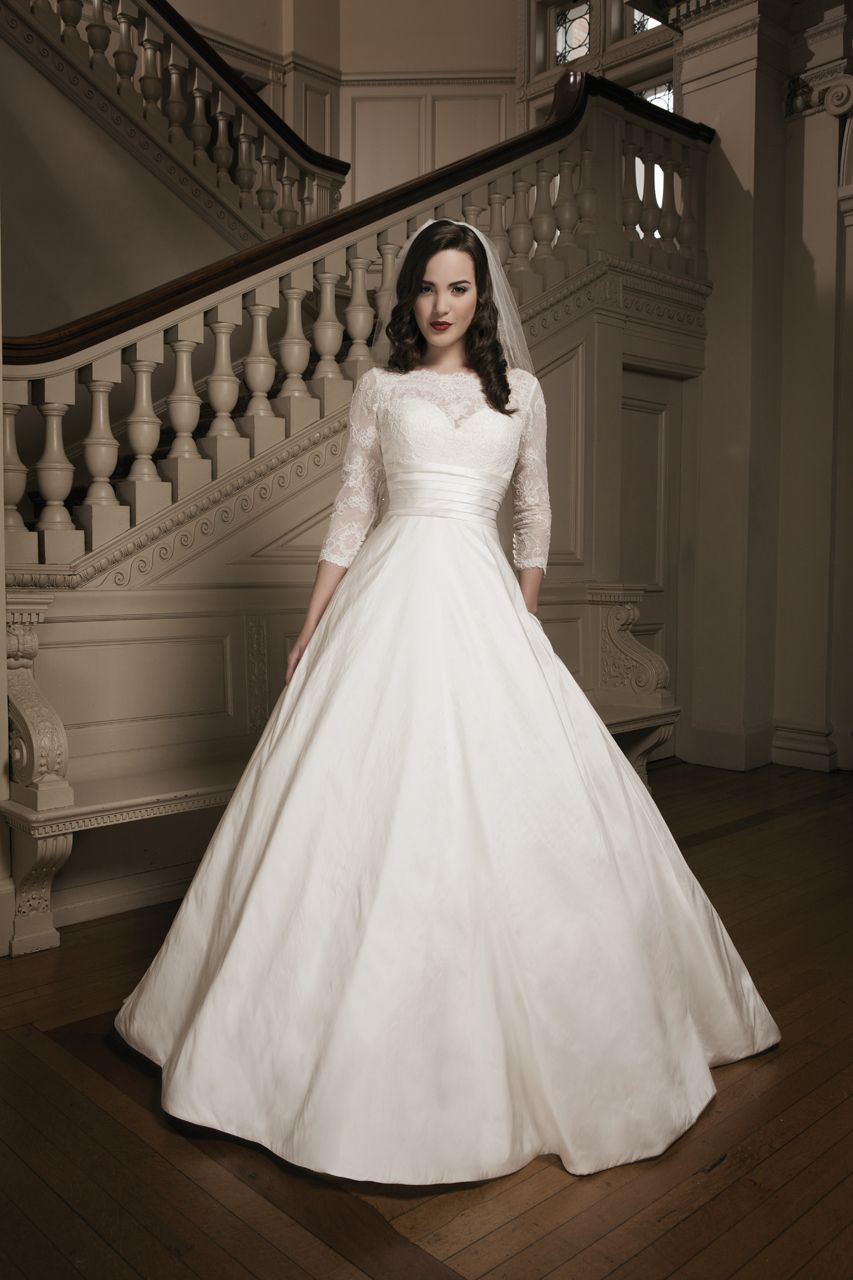 What wedding dress is best for my body type  Wedding Gown Gallery  Wedding dress Third and Guy