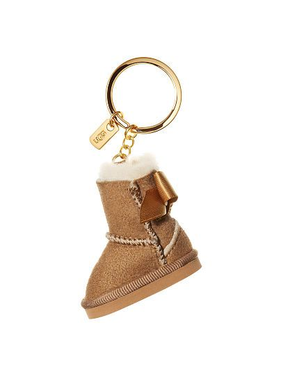 UGGs for your keys cost as much as a real pair of shoes, lol.