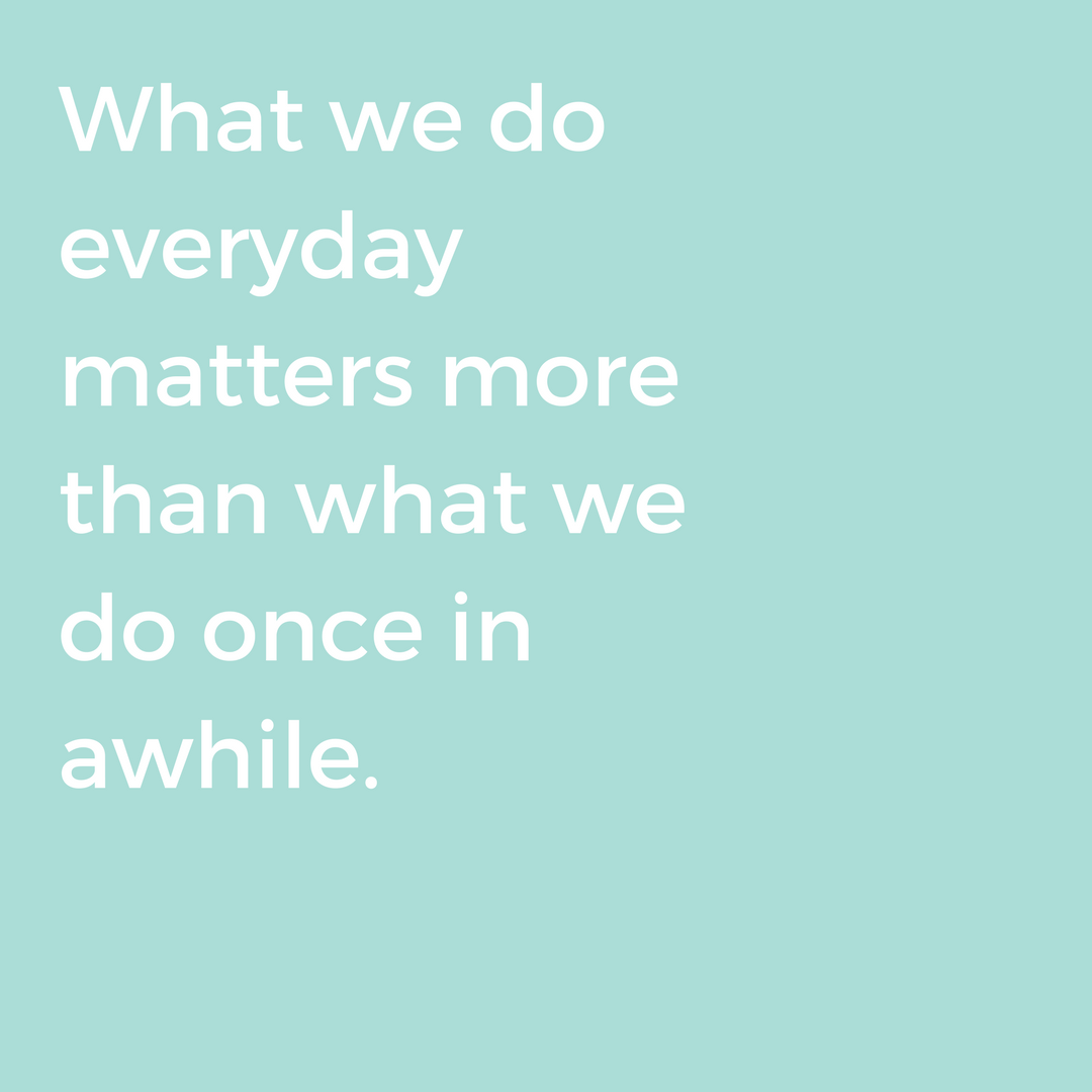 Why Habits Matter Habitwise Lesson 1