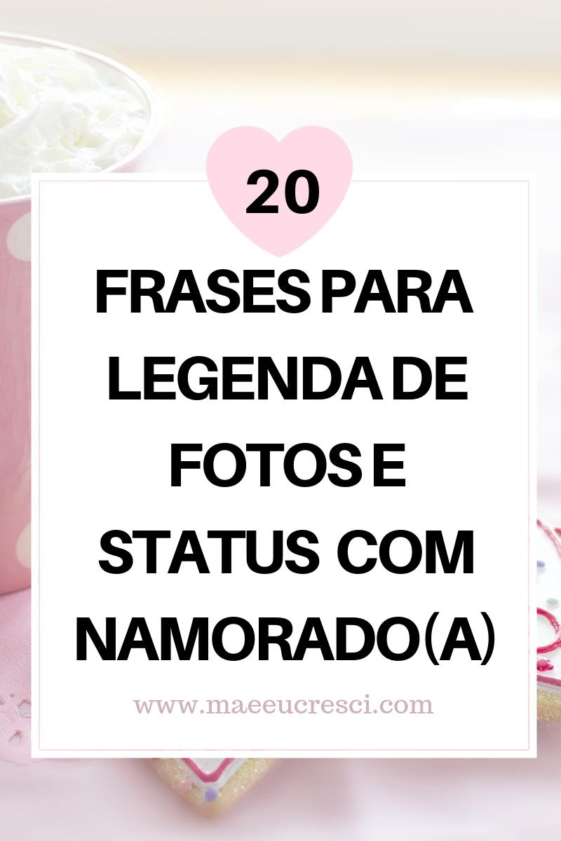 20 Frases Para Legenda De Foto Com Namoradoa Beatriz
