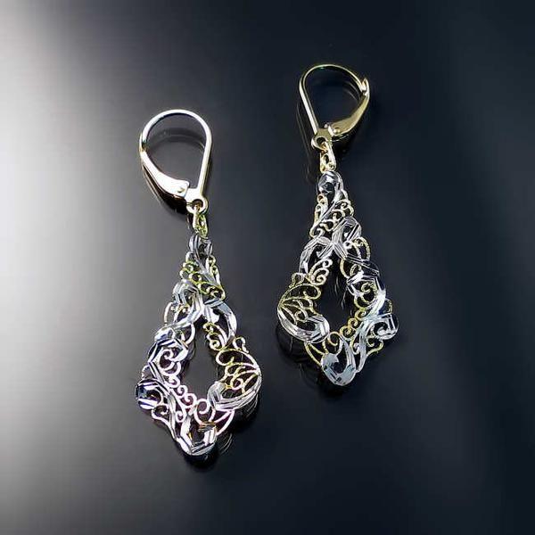 gold filigree jewelry JEWELRY Pinterest Filigree jewelry