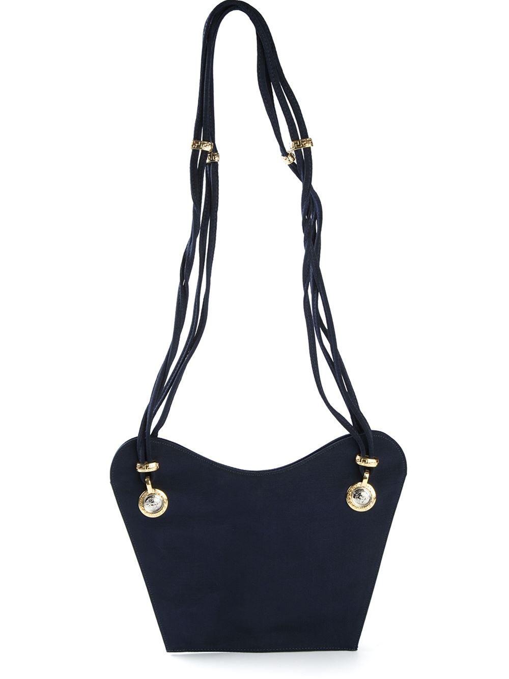 d9c05e560d38 Gianni Versace Vintage Sweetheart Shoulder Bag - A.n.g.e.l.o Vintage -  Farfetch.com