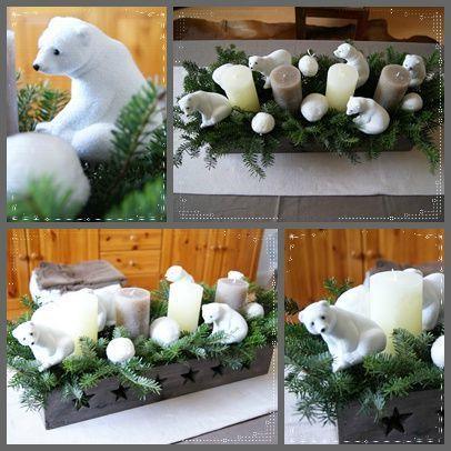 Couronne De L Avent Les Tables De Pralinette Ornaments