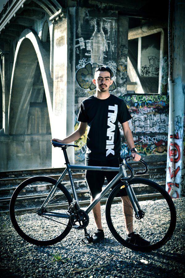 Jesus Lizama Cycling Gear Fixed Gear Bicycle
