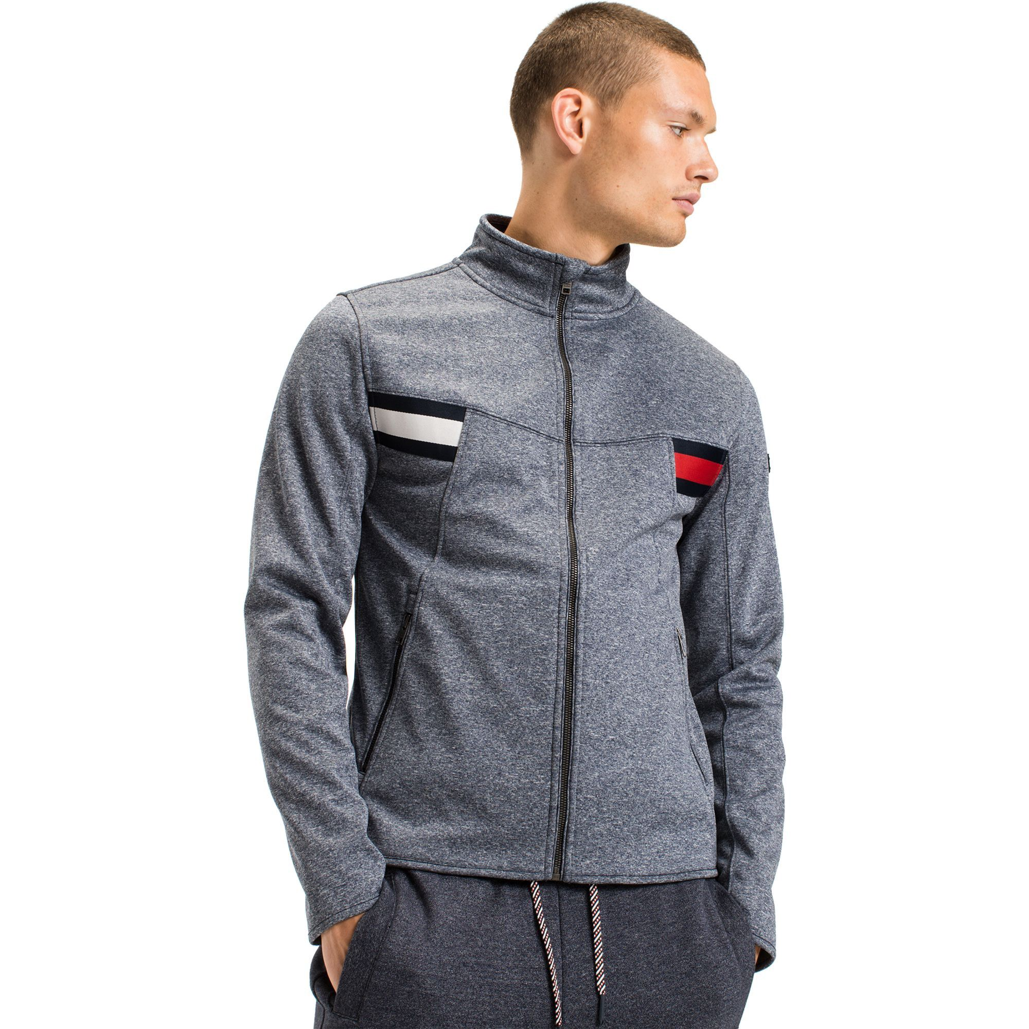 Tommy hilfiger zippered fleece l clothing服装 pinterest