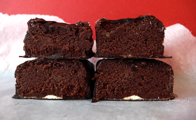 5 points, great for after the gym, and it's like a super charged brownie, I am def making these!