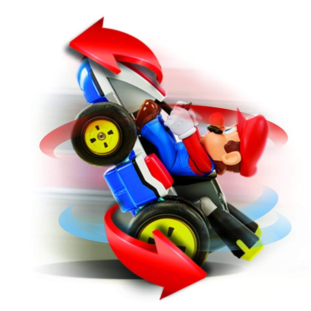 The Remote Control Gravity Defying Mario Super Car Is An Absolute Stunner Viral Gads Super Cars Nintendo World Remote Control
