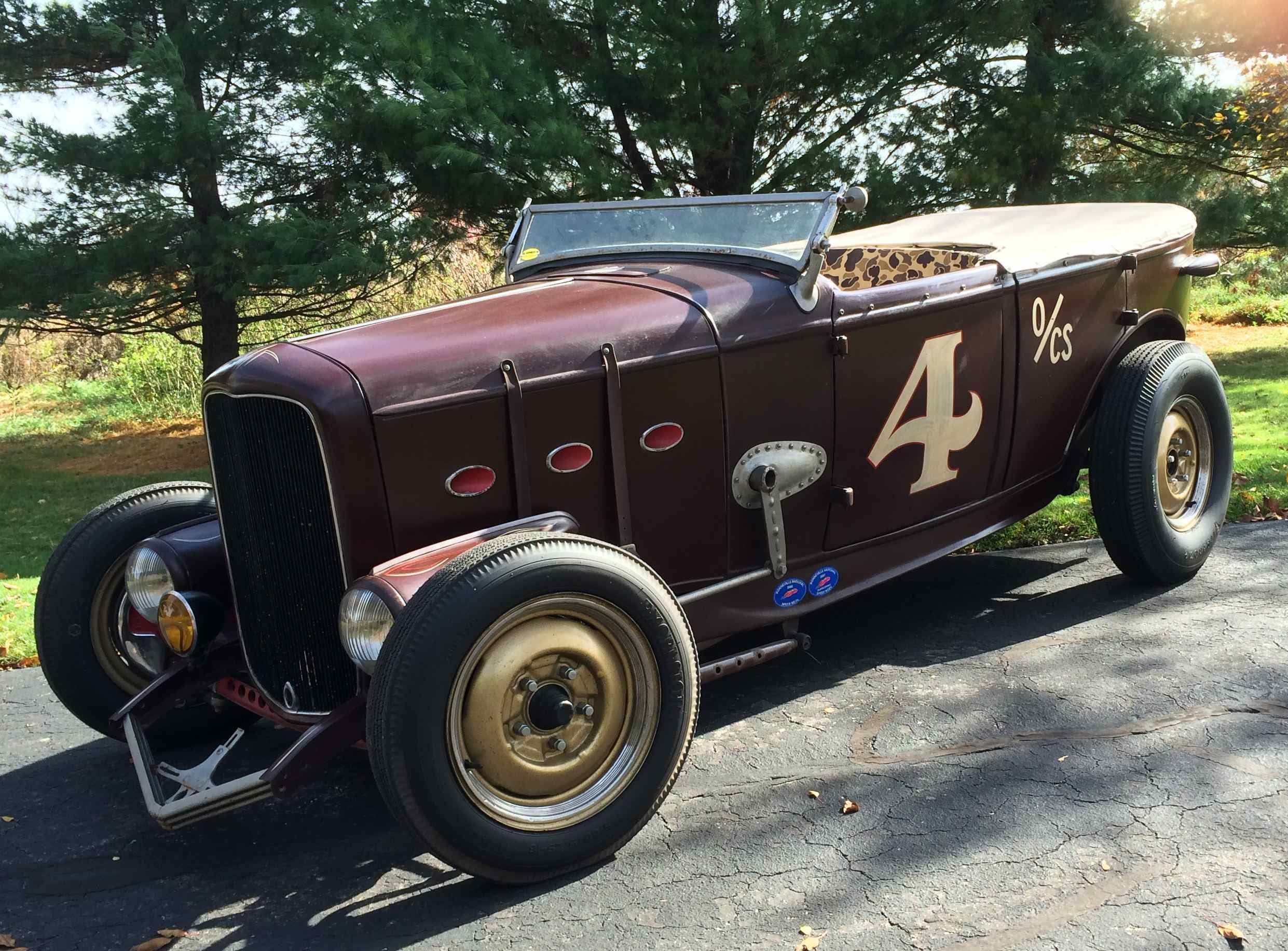 1932 Ford Phaeton- A Well Known and Well Built Traditional Hot Rod ...