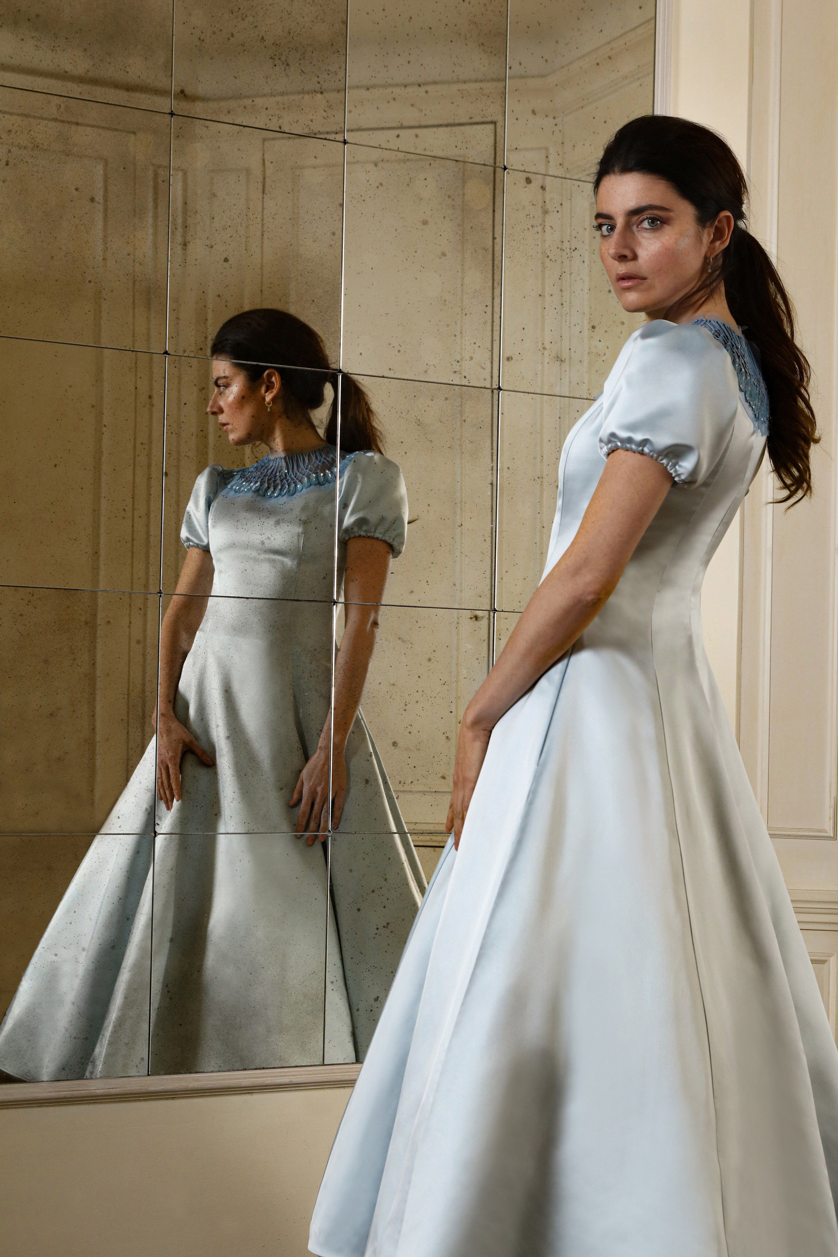 Luisa Beccaria Spring 2020 Couture Fashion Show Collection