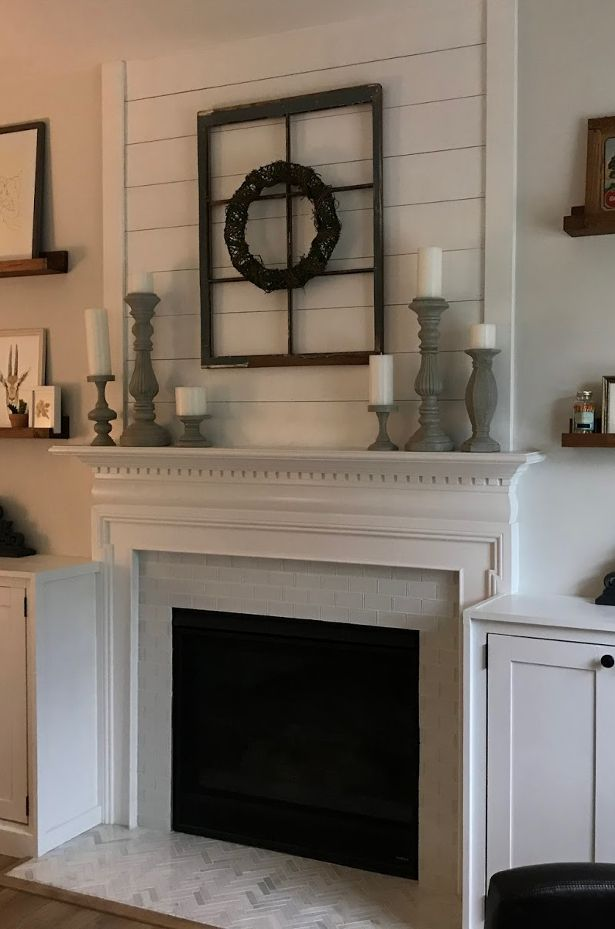 15 Mantel Decor Ideas for Above Your Fireplace - Overstock ...
