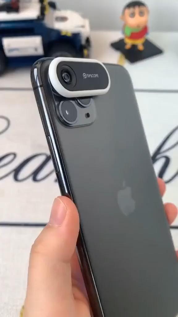 Mobile Phone Microscope
