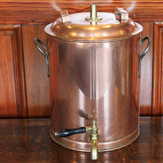 Copper Water Boiler Atvmbra4043 Water Boiler Vintage Copper Copper Tub