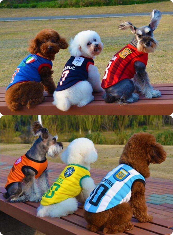Trikot Für Hunde