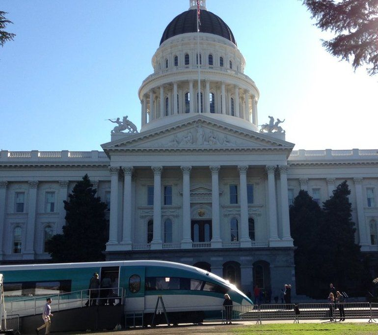 California Transit Future Hinges on Rail and (Maybe