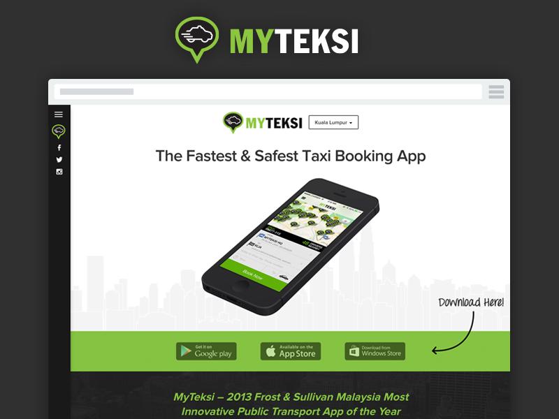 grabtaxi in phuket   App. Taxi. User interface