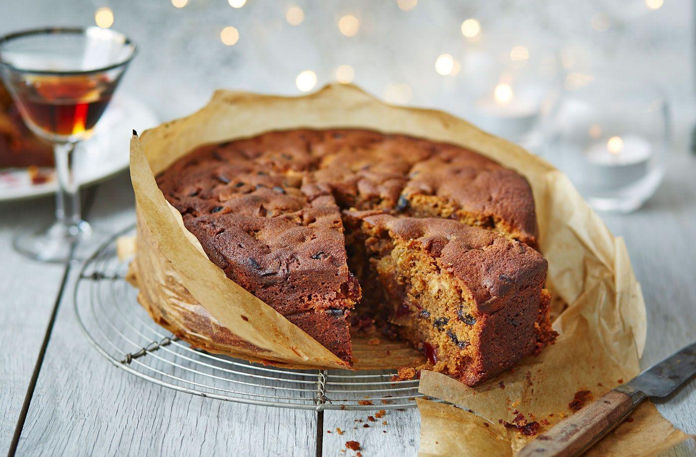 Free christmas cake recipes