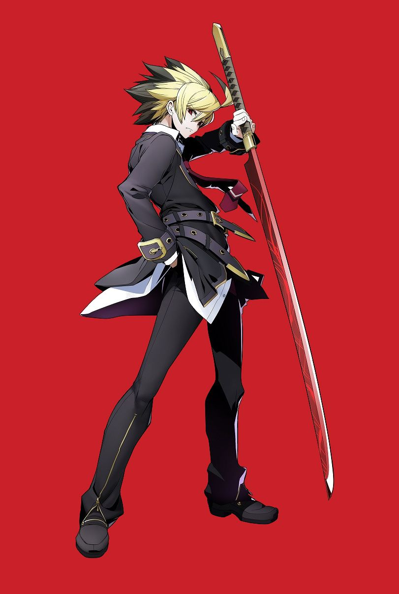Hyde  Blazblue Cross Tag Battle Art | Characters in 2019