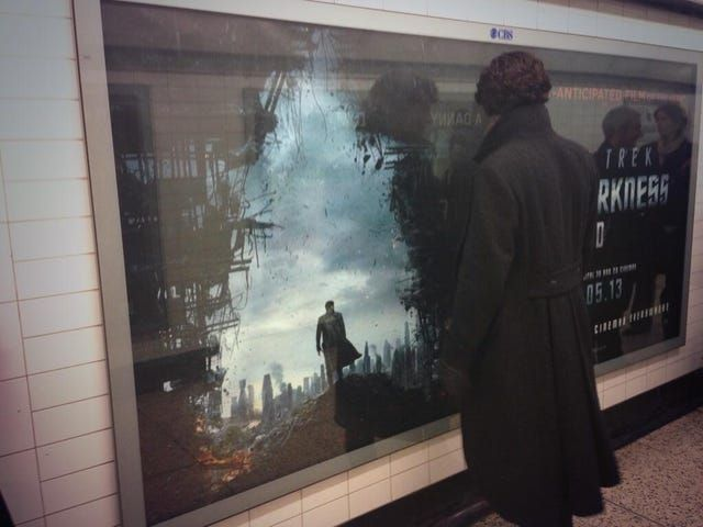 9 Fantastic Behind-The-Scenes Images From 'Sherlock Season 3
