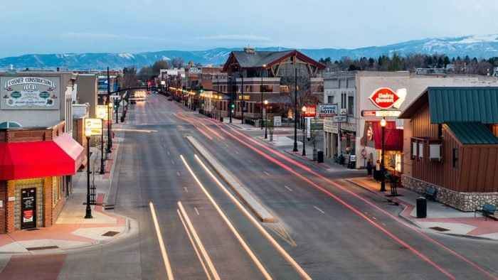You'll Never Forget Your Trip To This Underrated Wyoming Town #wyoming #sheridan