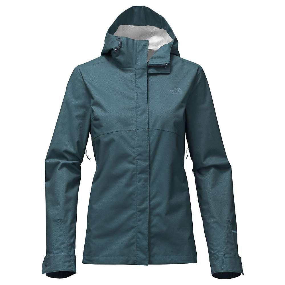 2f45596ad The North Face Women's Berrien Jacket - Medium - Ink Blue Denim ...