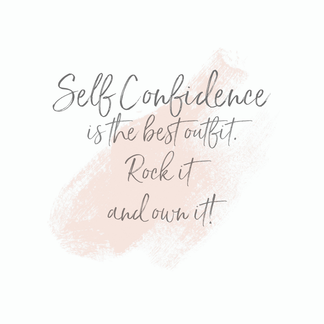 #TuesdayThoughts Be confident in yourself! When you believe in yourself, others believe in you too! ❤️  #motivationalquotes #inspirationalquotes #Inspiration #quotes #fridayquotes