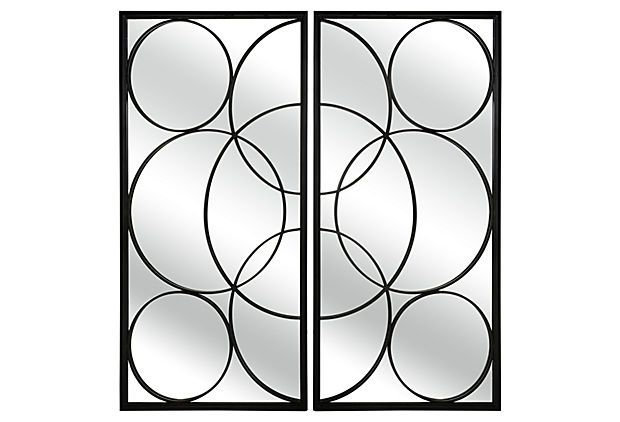 Ross Mirrors Set on OneKingsLane.com