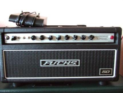 Fuchs Amp ODS50 Dumble 3 Kanal no Marshall Mesa Fender in Wuppertal - Oberbarmen   Musikinstrumente und Zubehör gebraucht kaufen   eBay Kleinanzeigen