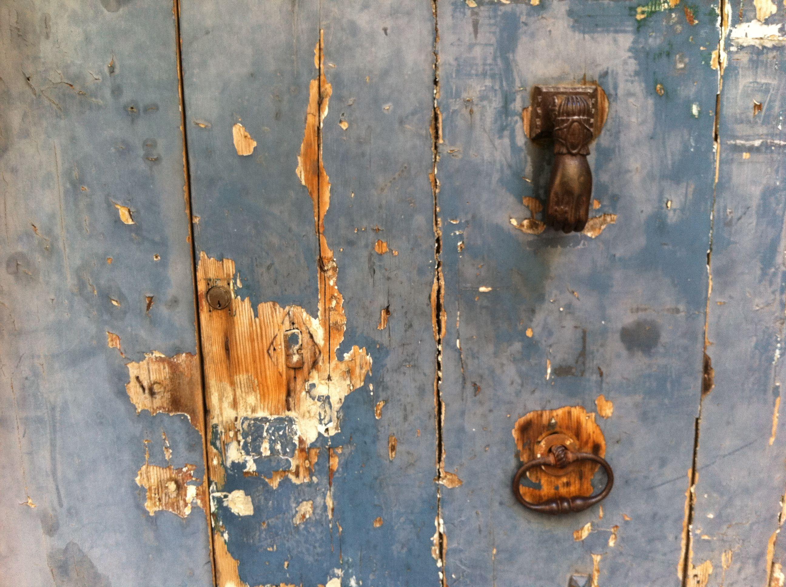 puerta en la provenza