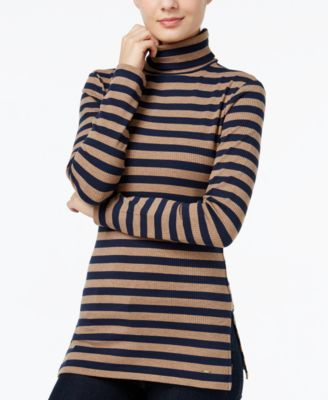 TOMMY HILFIGER Tommy Hilfiger Gigi Turtleneck, Only at Macy's. #tommyhilfiger #cloth # tops