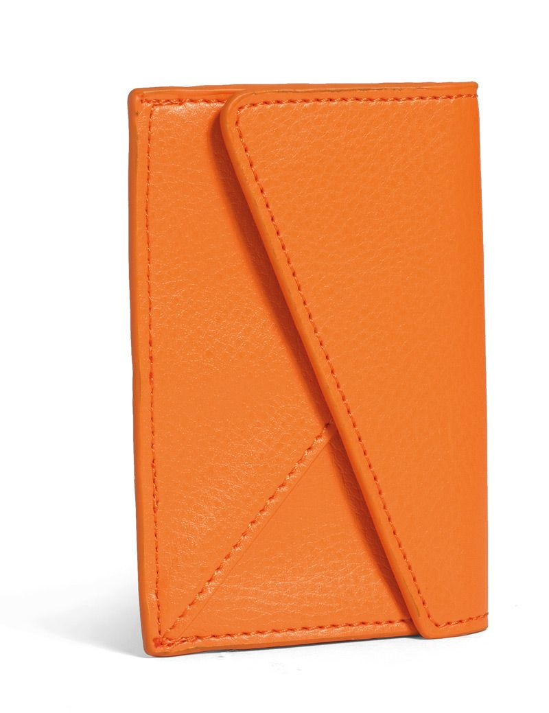 Campo\'s small business card holder. | Campo Marzio Orange Collection ...