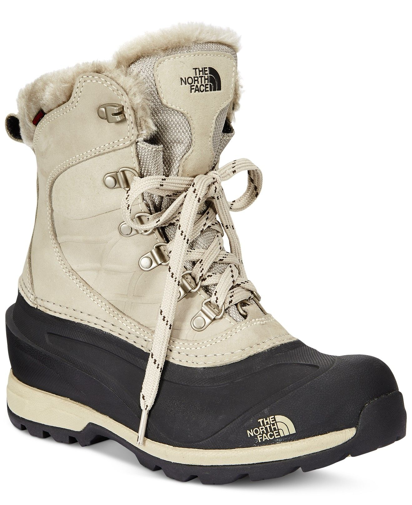 73d9e866b The North Face Women's Chilkat 400 Cold Weather Hiker Booties ...