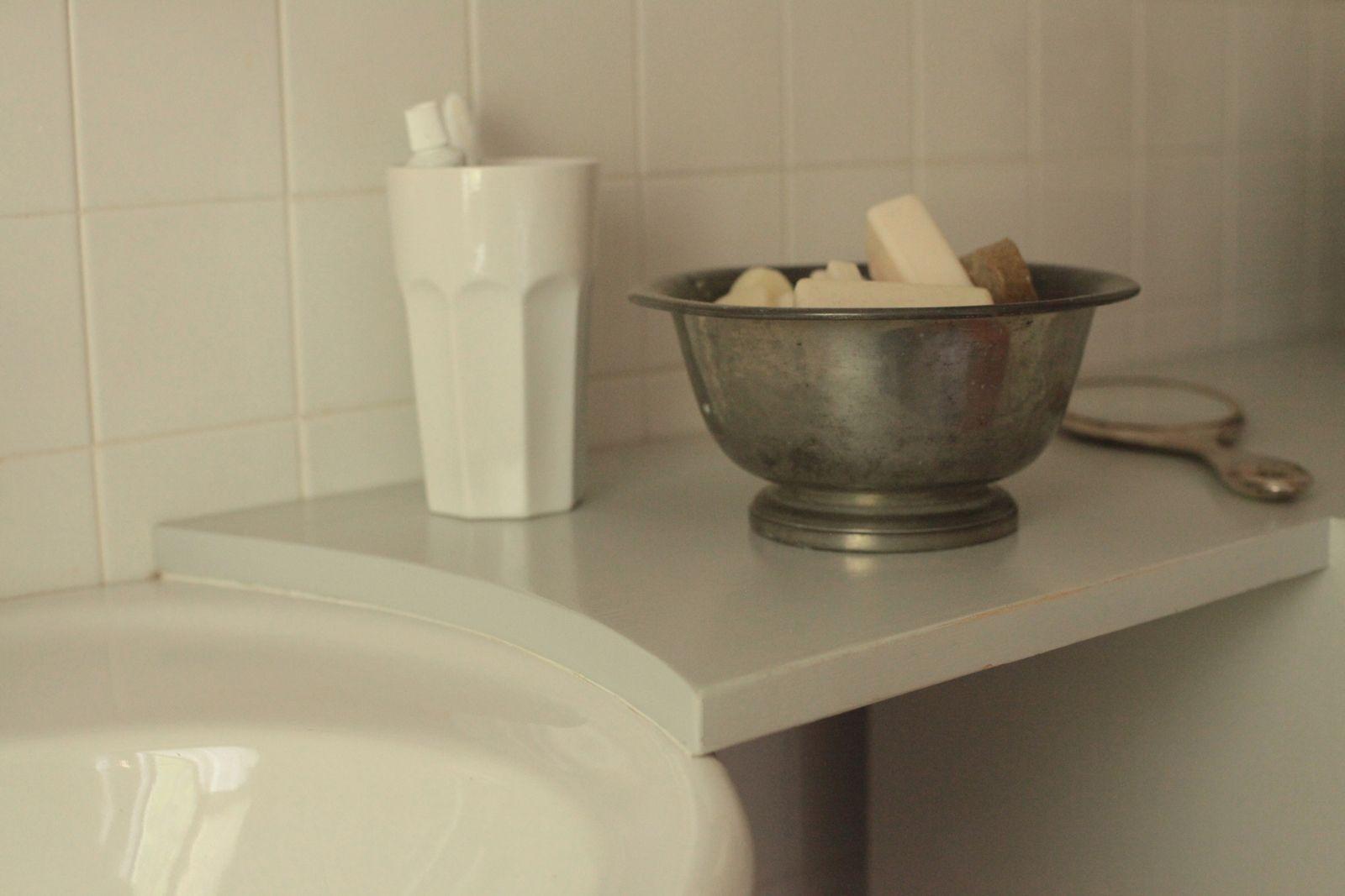 Trasformare Lavanderia In Bagno : Nascondere la lavatrice e trasformare il bagno casa