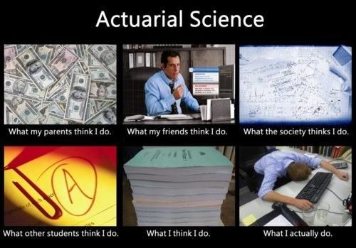 What Is An Actuary Actuarial Science Science Jokes Actuary