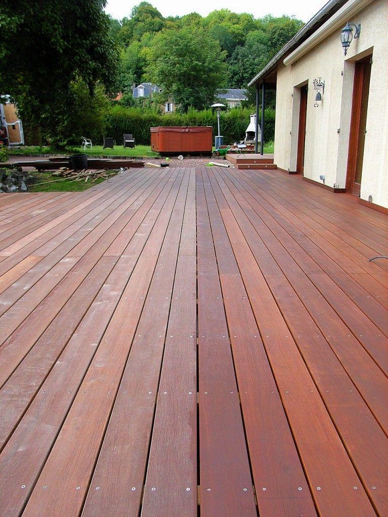 Construire Sa Terrasse En Bois : construire, terrasse, Construire, Terrasse, Paysagiste, Amiens, Bois,, Construction, Composite