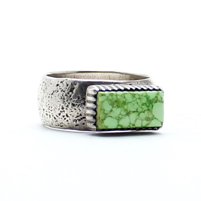 Northern Lights Vintage Native American Ring