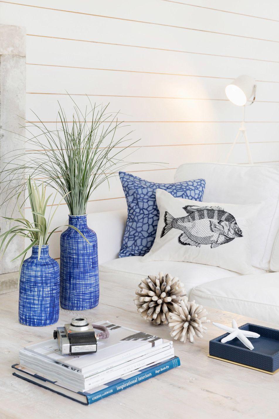 Ocean Theme Living Room Design   living room ideas   Pinterest ...
