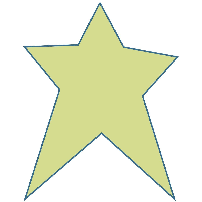 star shape templates and patterns studio shop studio dies geometric stars studio star primitive 3 small
