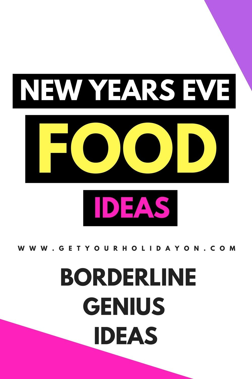 New Years Eve Party Food Ideas That Are Festive and Fun ...