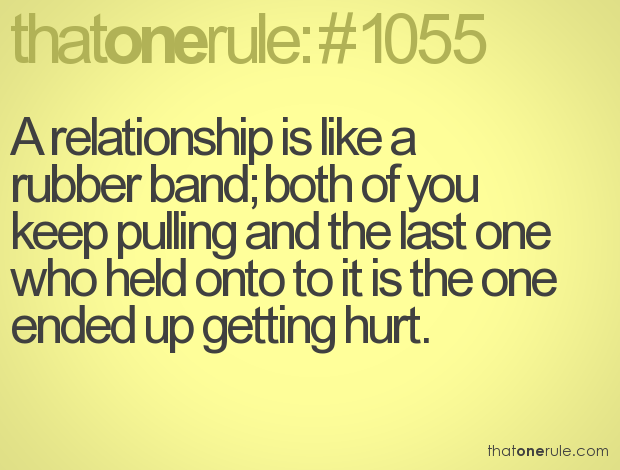 Truths, Relationships