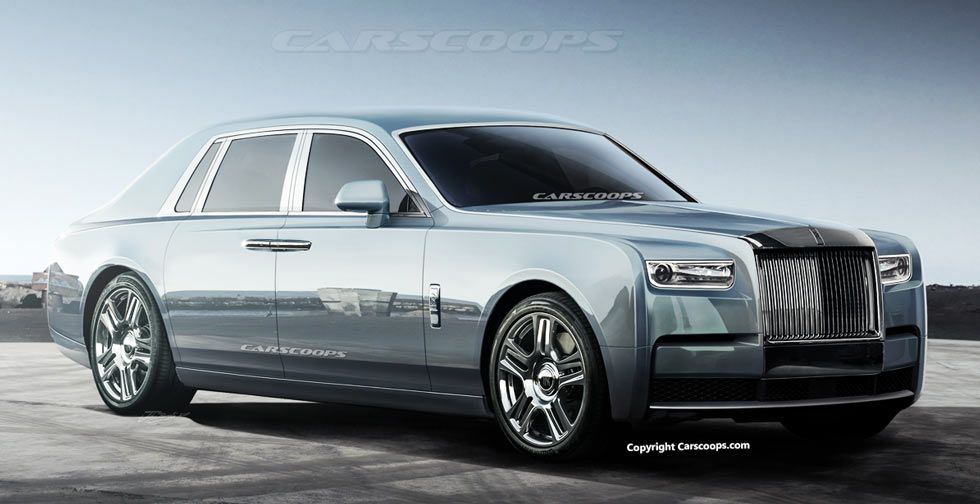 Future Cars Rolls Royce Has A New 2019 Phantom Coming Next Year