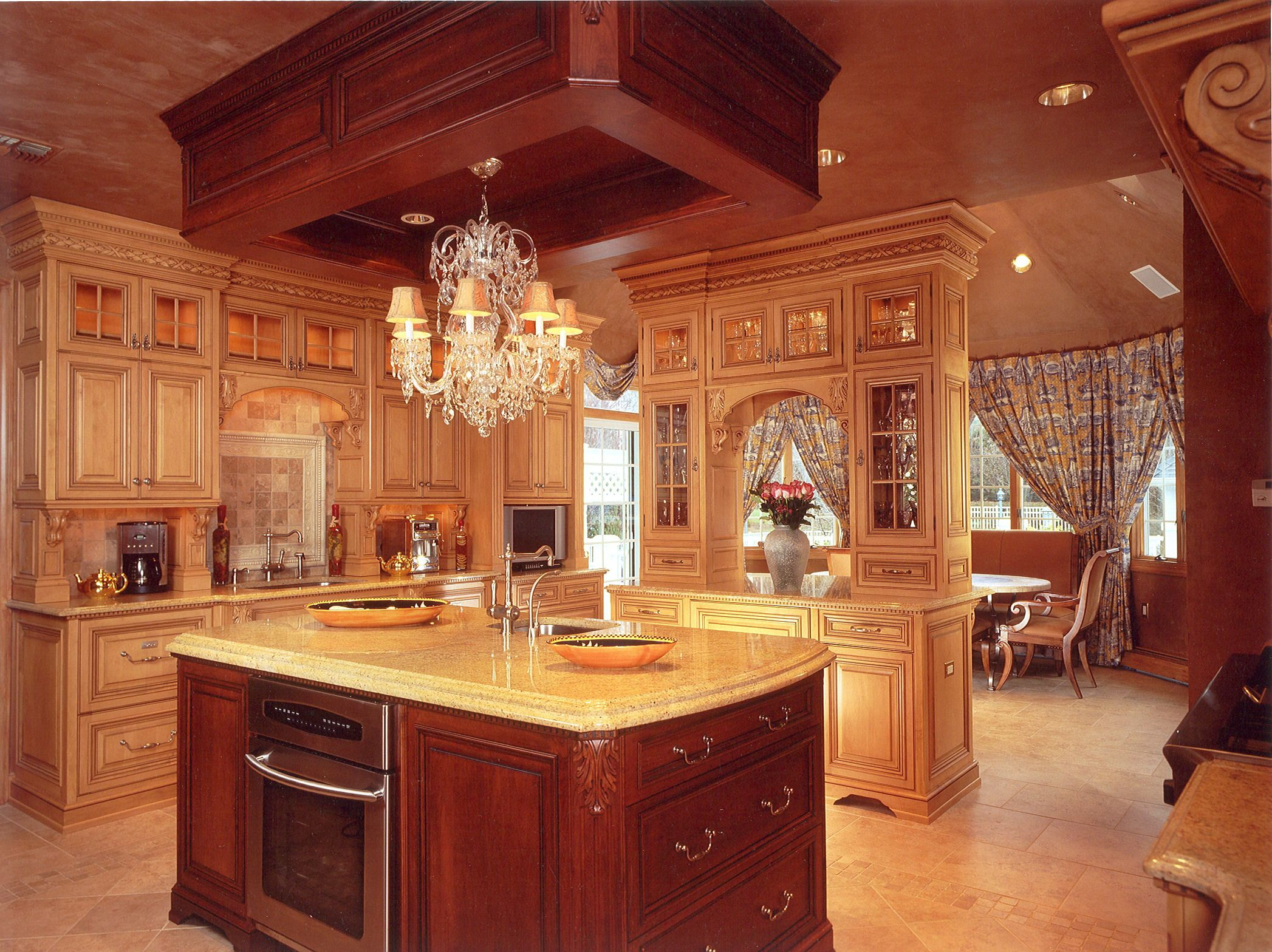 Best Custom Kitchen Designs Formal Kitchen 2 By Ian Custom 400 x 300